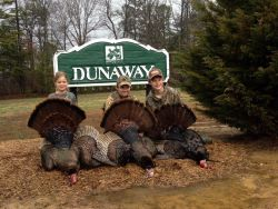 Young Turkey Hunters
